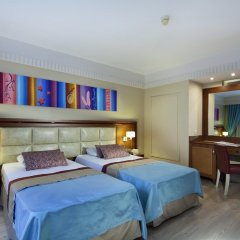 Euphoria Hotel Tekirova 5* Номер Делюкс с различными типами кроватей фото 4