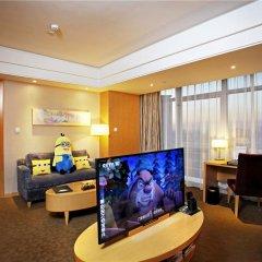 Grand Metropark Hotel Suzhou интерьер отеля