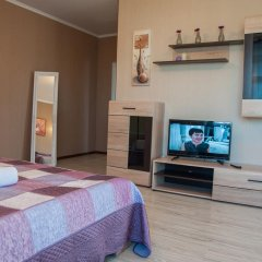 Мини-Отель Villa Dacha Студия разные типы кроватей фото 12