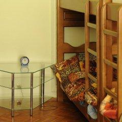 Star Hostel Кровать в общем номере с двухъярусной кроватью фото 5