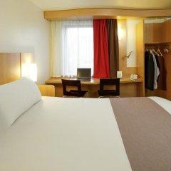 Отель ibis Brussels City Centre 3* Стандартный номер с различными типами кроватей фото 3