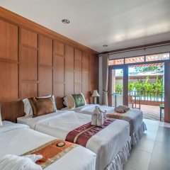 Отель Palm Beach Resort 3* Стандартный номер с различными типами кроватей фото 8