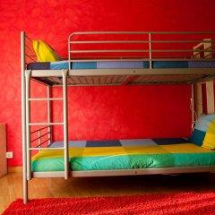 Отель Ericeira Surf Camp 2* Кровать в общем номере двухъярусные кровати фото 14