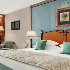 Kempinski Hotel Corvinus Budapest 5* Улучшенный номер Премиум с различными типами кроватей фото 3