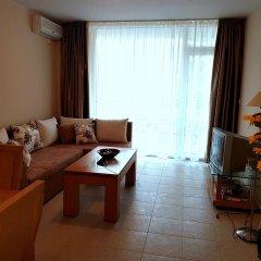 Апартаменты Sunny Beach Rent Apartments Karolina Солнечный берег комната для гостей фото 5