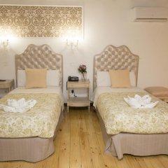 Отель Hostal Central Palace Madrid Стандартный номер с 2 отдельными кроватями фото 2