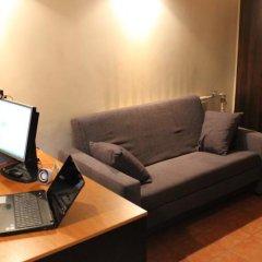 Гостиница Аэрохостел комната для гостей