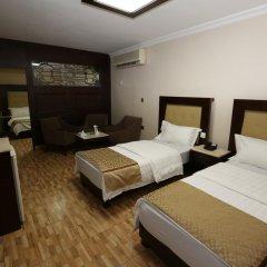 Zaitouna Hotel 3* Стандартный семейный номер с различными типами кроватей фото 3