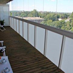 Апартаменты Osten Tor Apartment балкон