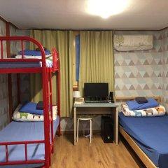 Отель Backpackers Inside Стандартный номер с различными типами кроватей фото 2