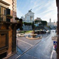 Отель Vittoriano Suite Улучшенный номер с двуспальной кроватью фото 9