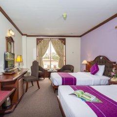 TTC Hotel Premium – Dalat 3* Номер Делюкс с различными типами кроватей фото 2