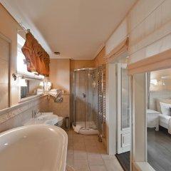 Отель Viva Trakai Литва, Тракай - отзывы, цены и фото номеров - забронировать отель Viva Trakai онлайн ванная