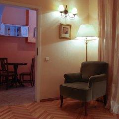 Апартаменты Central Apartments Львов Студия разные типы кроватей фото 5