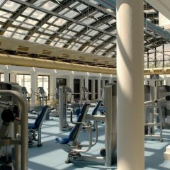 Sheraton Ankara Hotel & Convention Center фитнесс-зал