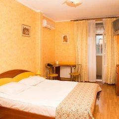 Комфорт Отель 3* Улучшенный номер с различными типами кроватей фото 11
