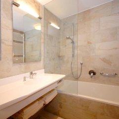 Отель Fischerwirt Сарентино ванная