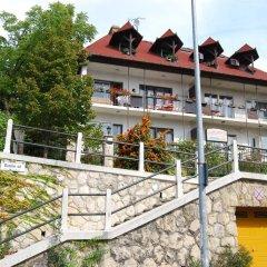 Отель Gardonyi Guesthouse Будапешт приотельная территория