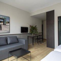 Отель Aparthotel Allada 3* Улучшенная студия с различными типами кроватей фото 5