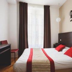 Отель Hôtel Bonne Nouvelle 3* Стандартный номер с двуспальной кроватью