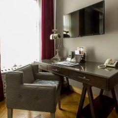 Отель St.Petersbourg 5* Улучшенный номер с разными типами кроватей фото 6
