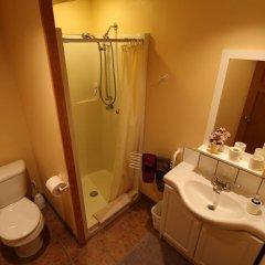 Отель Bearberry Meadows Guest House ванная фото 2