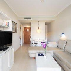 Отель Aparthotel Green Garden 4* Апартаменты с различными типами кроватей фото 4