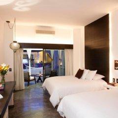 Bahia Hotel & Beach House 3* Номер Делюкс с 2 отдельными кроватями