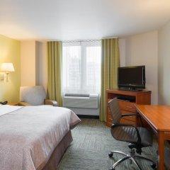 Отель Candlewood Suites NYC -Times Square комната для гостей фото 2