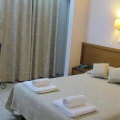 Solomou Hotel 3* Стандартный номер с разными типами кроватей фото 8