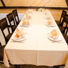 Гостиница Меридиан Парк Отель в Чехове 1 отзыв об отеле, цены и фото номеров - забронировать гостиницу Меридиан Парк Отель онлайн Чехов питание фото 2