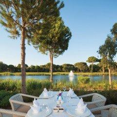 Отель Cornelia Diamond Golf Resort & SPA - All Inclusive 5* Вилла Azure с различными типами кроватей фото 16