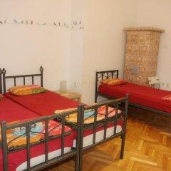 Time Hostel Стандартный номер с различными типами кроватей