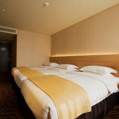 The Summit Hotel Seoul Dongdaemun 3* Номер Делюкс с различными типами кроватей фото 3