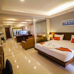 Platinum Hotel 3* Люкс повышенной комфортности разные типы кроватей фото 3