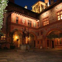 Отель Castello Di Pavone вид на фасад фото 2