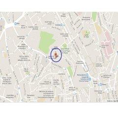 Апартаменты Shortstayflat Central Apartments Principe Real Лиссабон спортивное сооружение