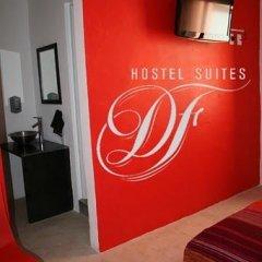 Hostel Suites Df Стандартный номер фото 7