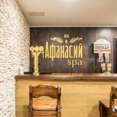Гостиница Baza otdykha Afanasiy интерьер отеля