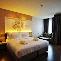 Отель PARINDA 4* Номер Делюкс фото 12