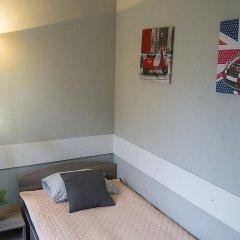 Мини-Отель Идеал Стандартный номер с разными типами кроватей фото 26