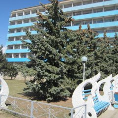 Отель Голубой Иссык-Куль бассейн
