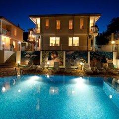 Aquarelle Hotel & Villas 2* Апартаменты с различными типами кроватей фото 36