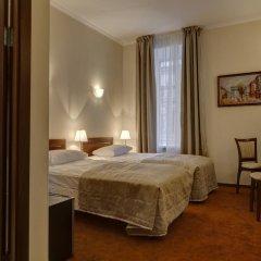 Гостиница Акапелла Номер Комфорт 2 отдельные кровати фото 3