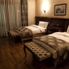 Nova Plaza Boutique Hotel & Spa 4* Стандартный семейный номер с различными типами кроватей фото 7