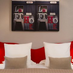 Hotel Beaumarchais 3* Стандартный номер разные типы кроватей фото 3