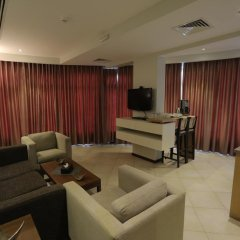 Jabal Amman Hotel (Heritage House) 3* Люкс с различными типами кроватей фото 4