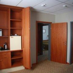 Каравелла отель 3* Апартаменты с разными типами кроватей фото 18