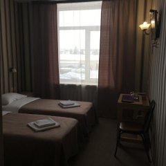 Гостиница Железнодорожная Стандартный номер с 2 отдельными кроватями фото 13
