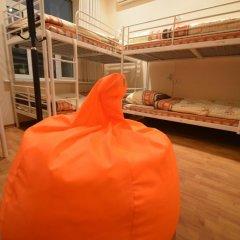 Хостел Абрикос Кровать в общем номере с двухъярусными кроватями фото 9